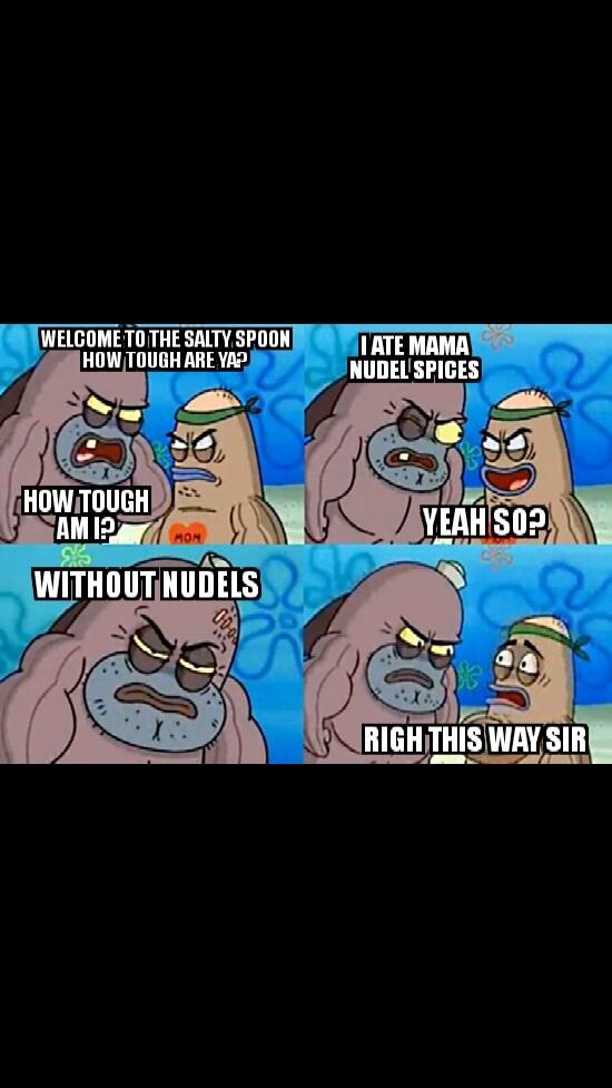 Spicy Spoon - meme