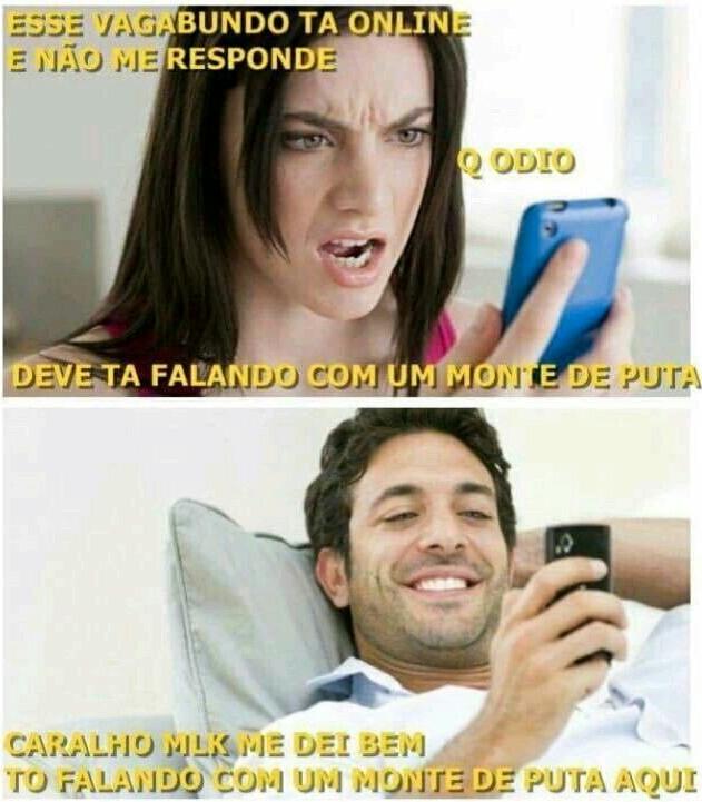 A realidade ... - meme
