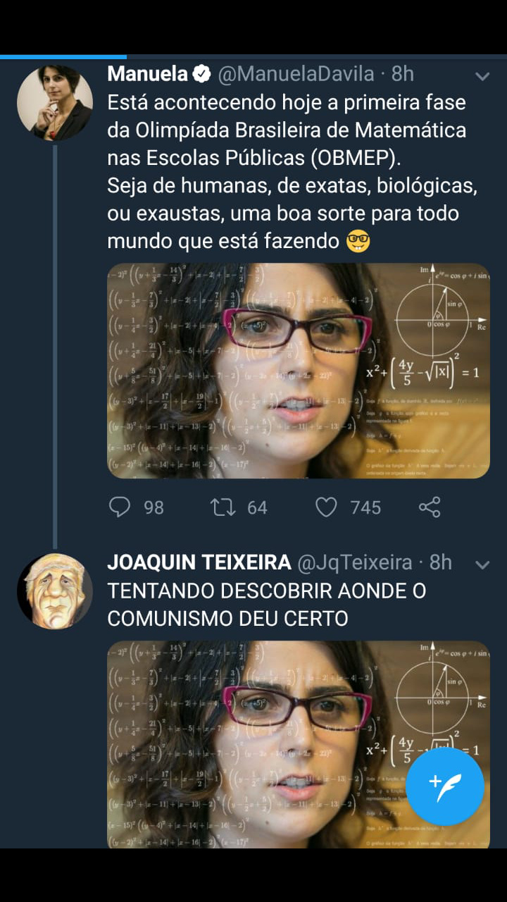 #MANUELA2018 - meme