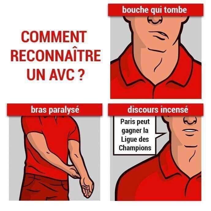 AVC DÉCLARÉ EN AQUITAINE - meme