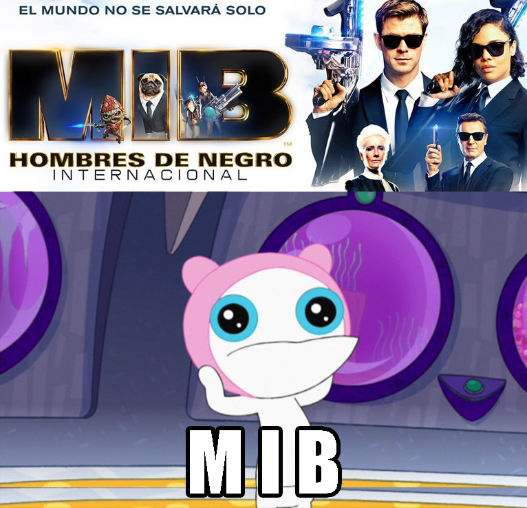 Mib! - meme