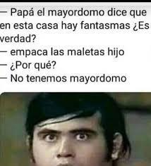 Fantasmas - meme