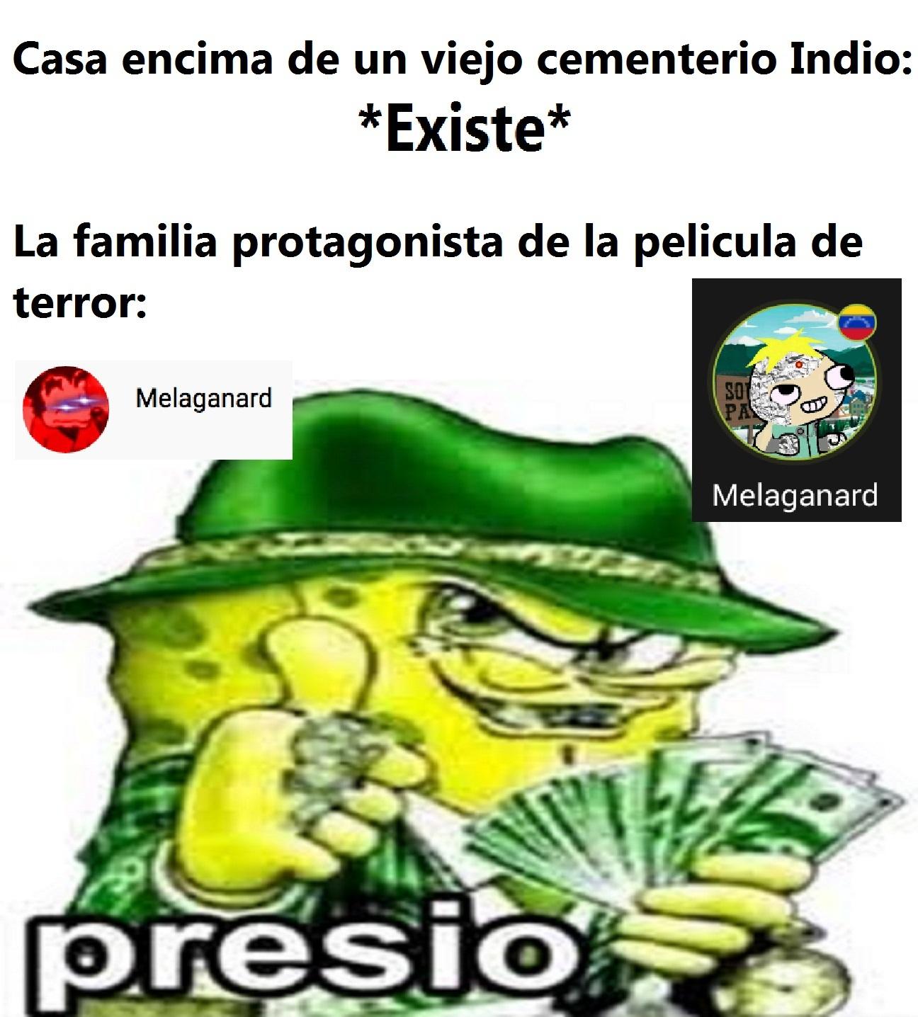 Poltergeist - meme