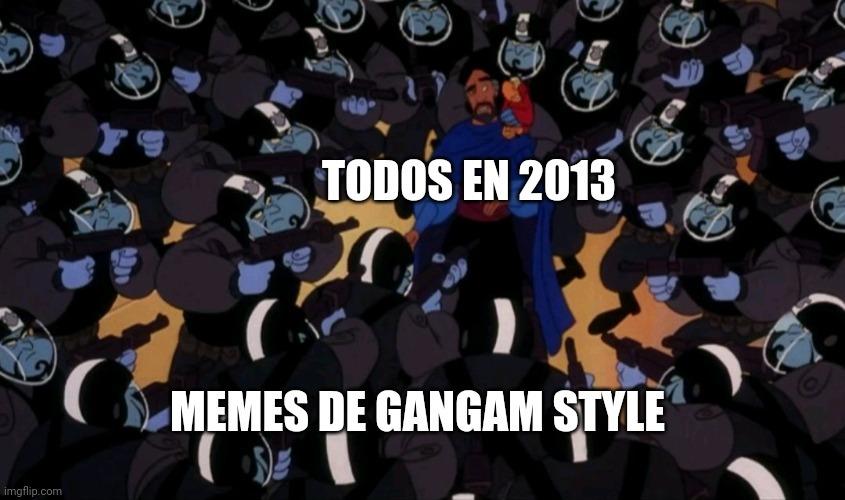 Opa Gangnam style! - meme