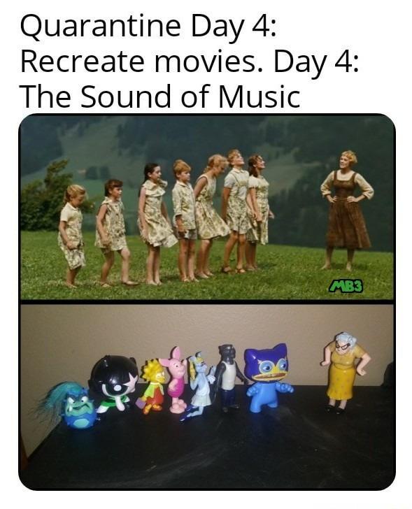 Recreation - meme