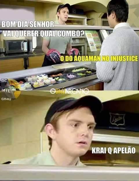 APELAÇÃO NÍVEL HARD - meme