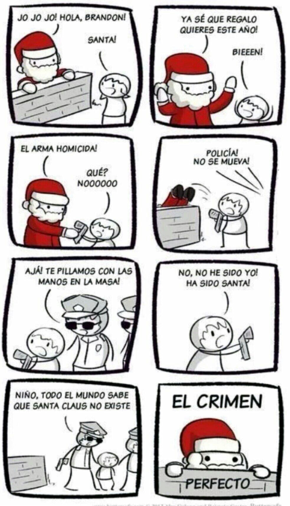 Feliz Navidad para todos... - meme