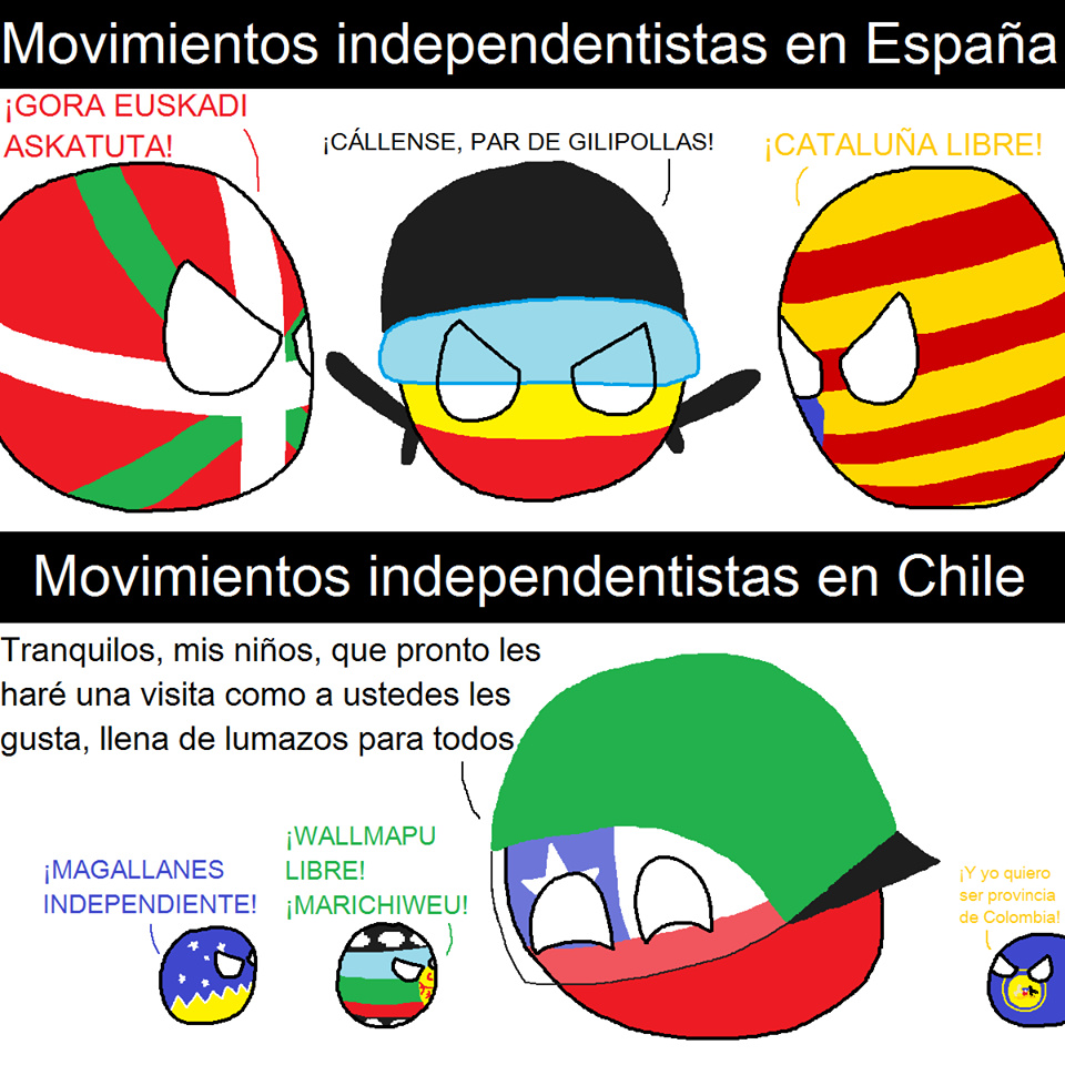 movimientos independientes - meme