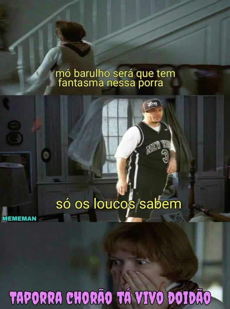 Carlos marrom junior - meme