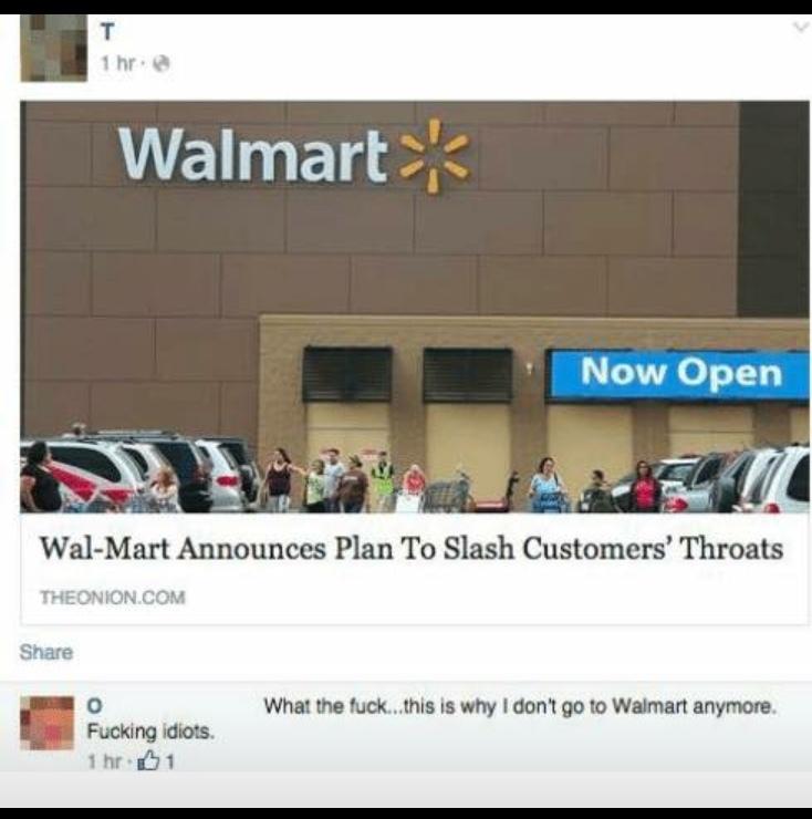 rip Walmart - meme