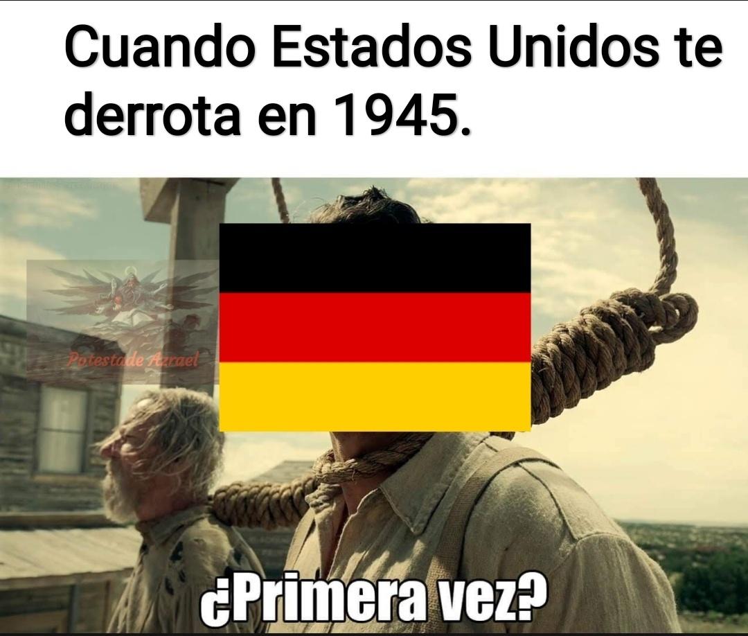 Hiroshima y Nagasaki - meme