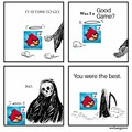 RIP Angry Birds, se quedará en nuestros corazones ):