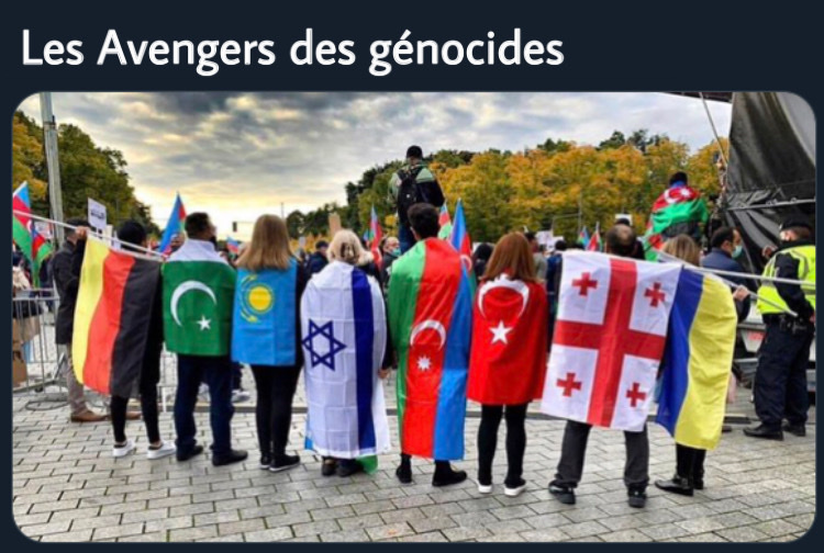 avengers, unite! - meme