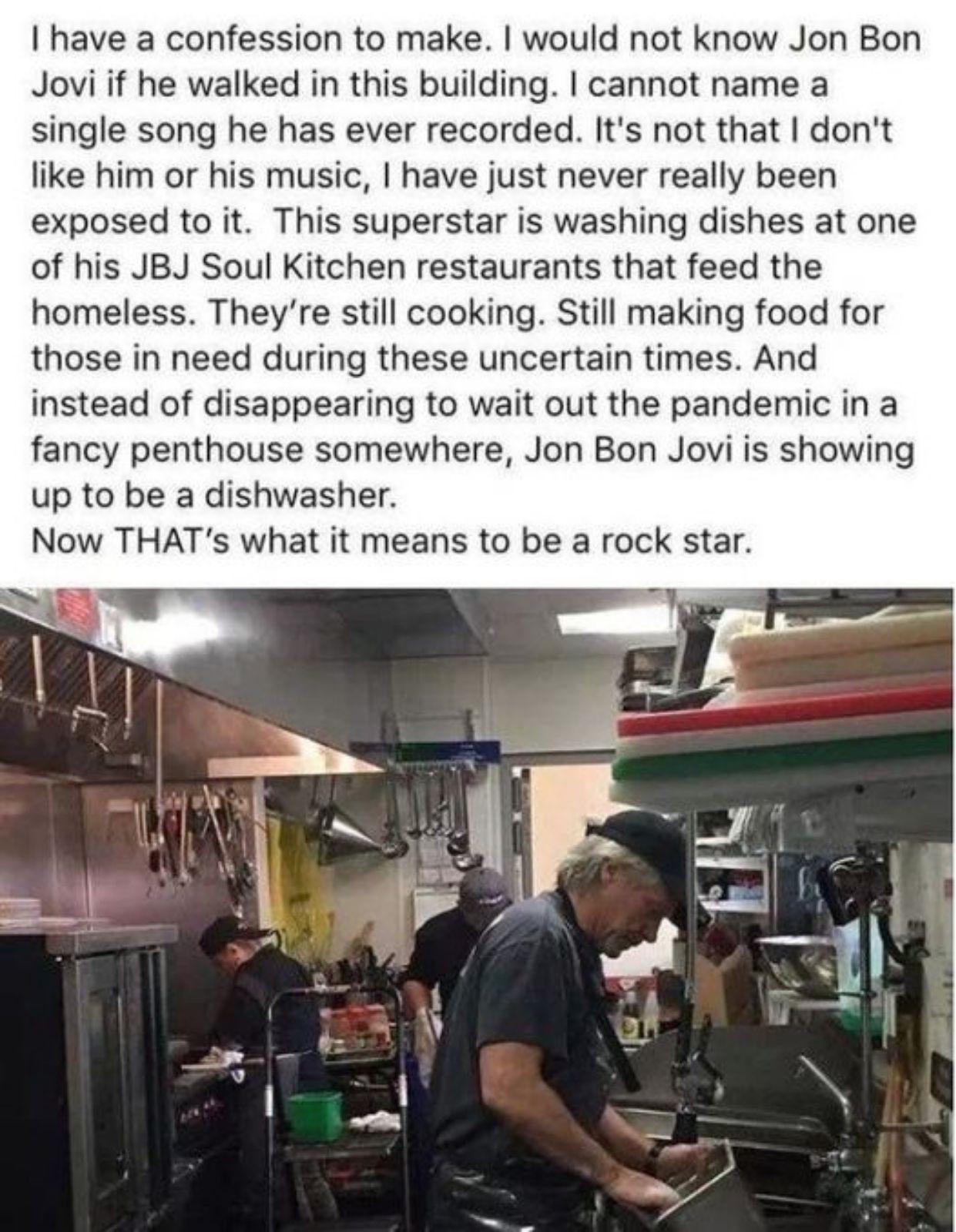 """""""It's is my live"""" ‐Jon Bovi - meme"""