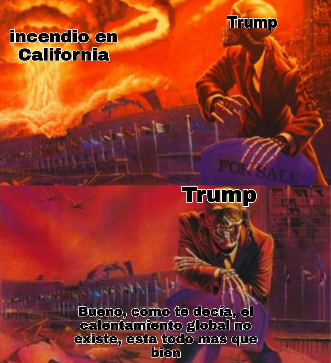 solo es un meme, no apoyo ni odio a trump