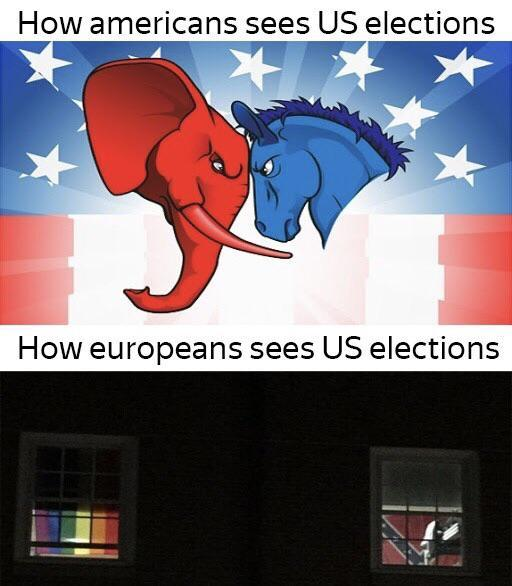 the gays are better than traitors tbh - meme