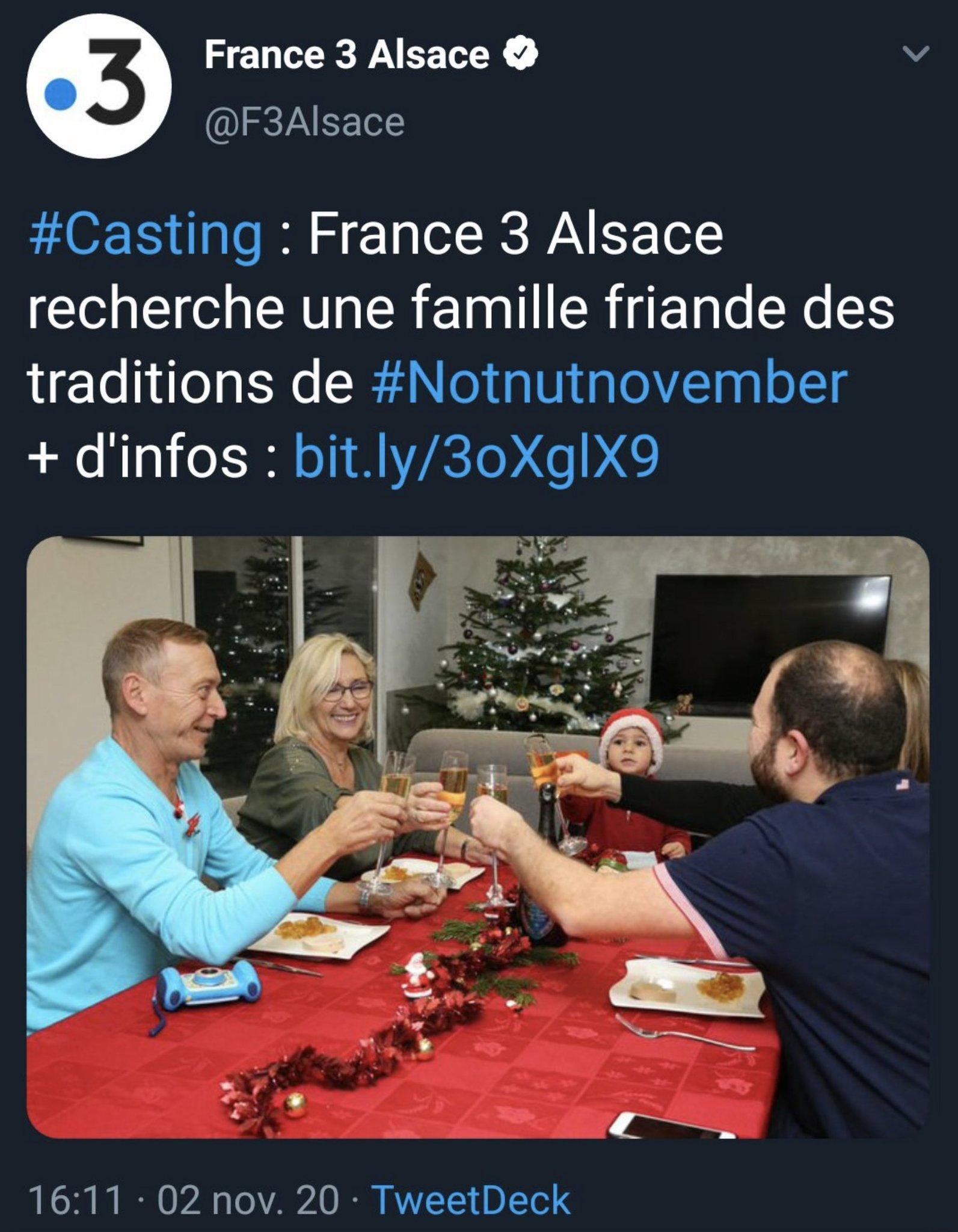Friandises alsaciennes - meme