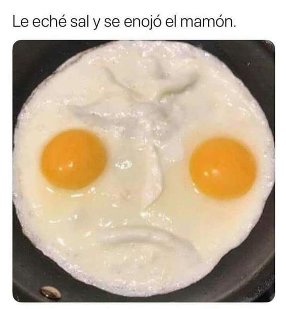 re mamon el huevo - meme