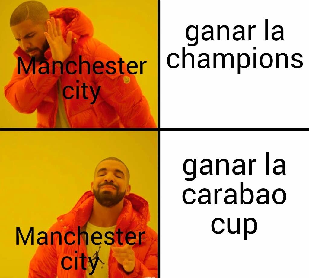 Guardiola es un fraude - meme