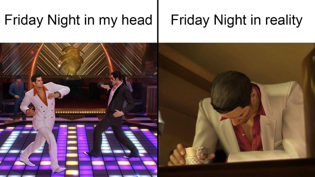 Fridays - meme