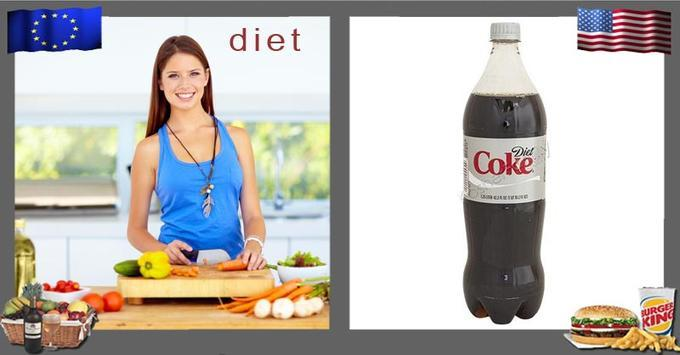 Diet coke is the best diet - meme