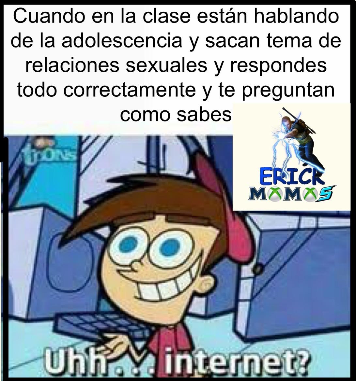 Típico de vos - meme