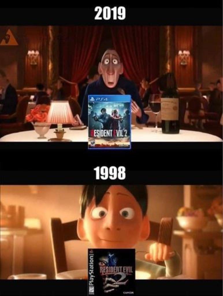 Lindos recuerdos - meme
