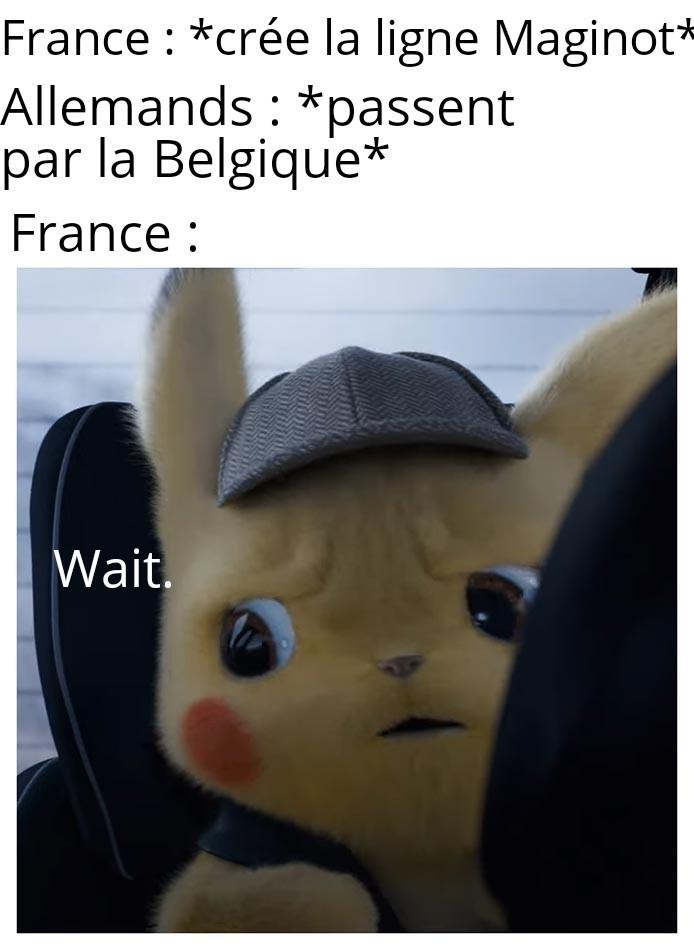 Wait. - meme