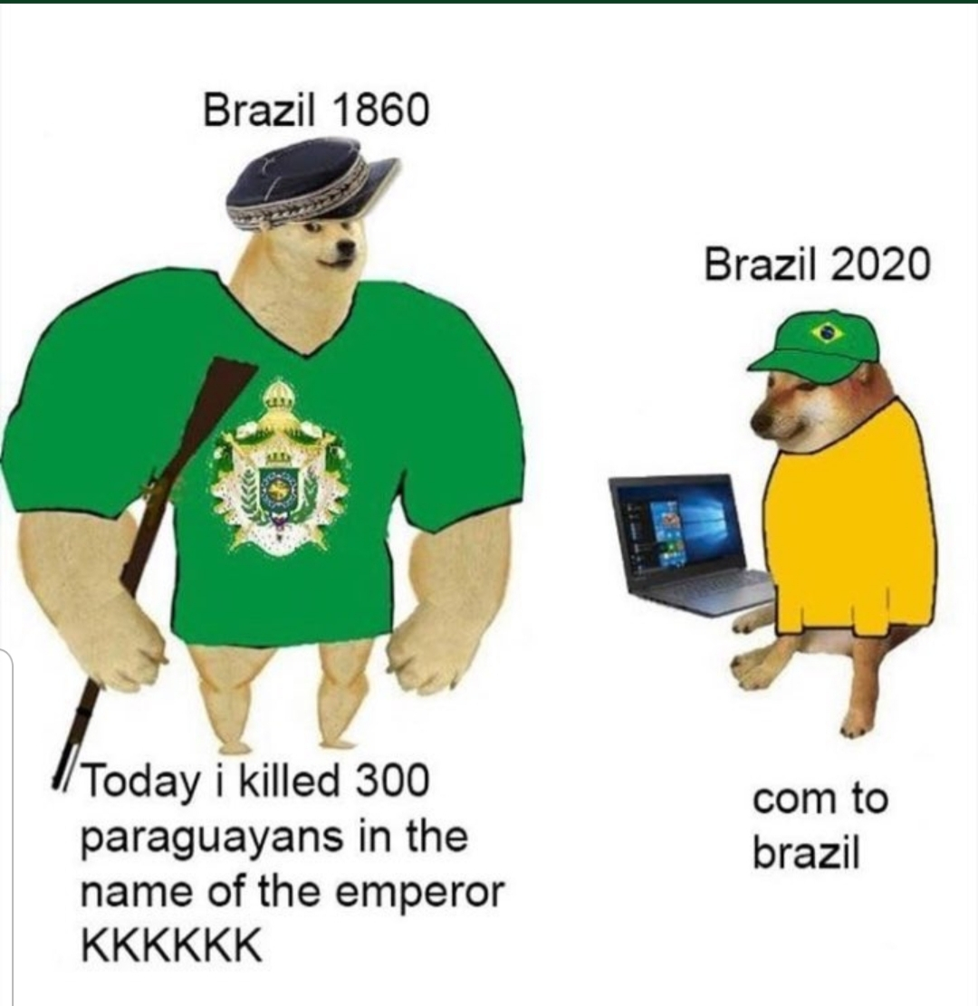 Doge haha funny - meme