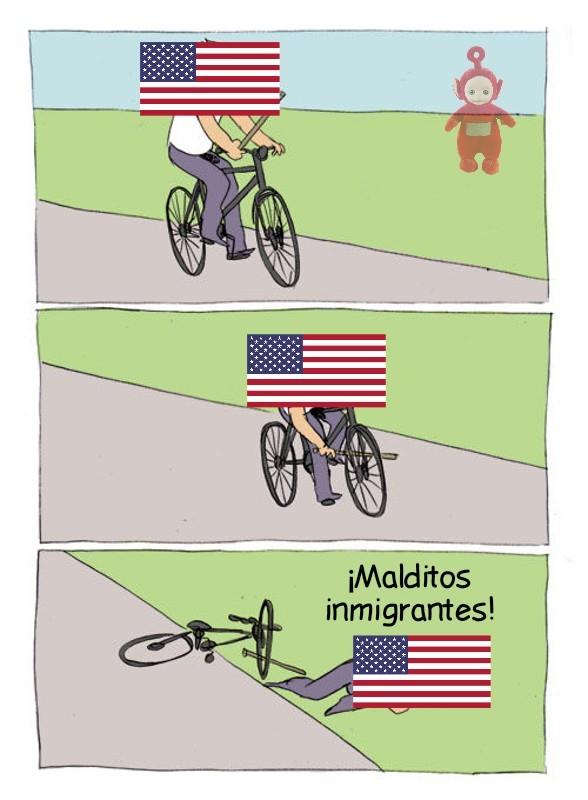 nose no hablo obesidad - meme