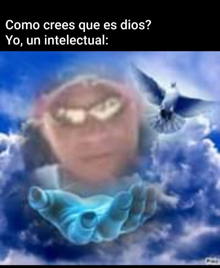 D I O S - meme