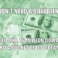 Thats how ur going to get a boyfriend