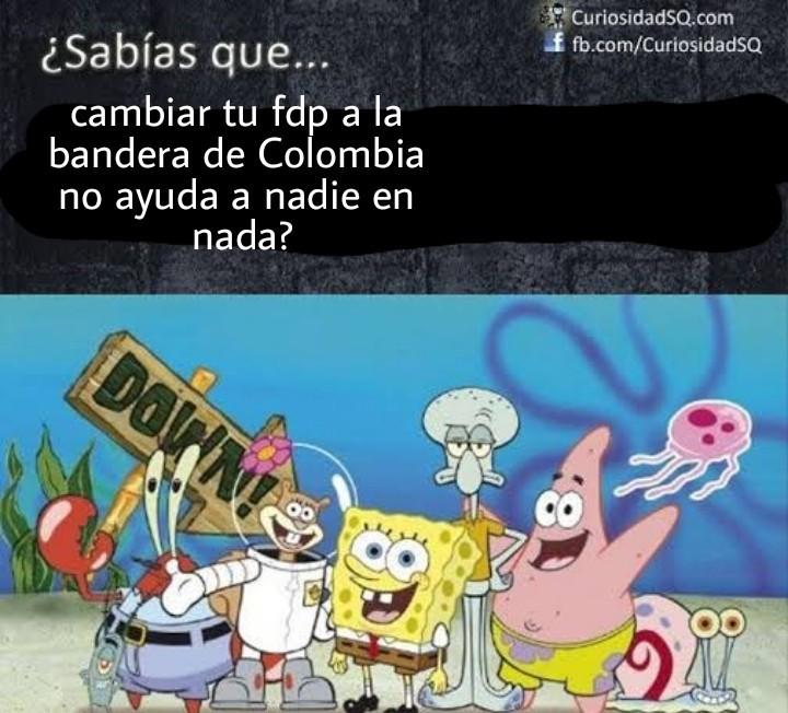 Si quieren ayudar a los colombianos hagan algo de verdad - meme