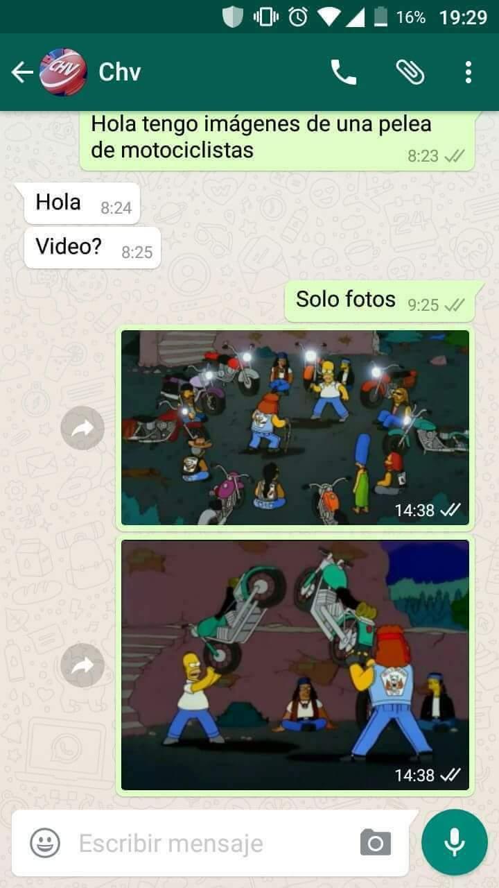 Foto o ban - meme