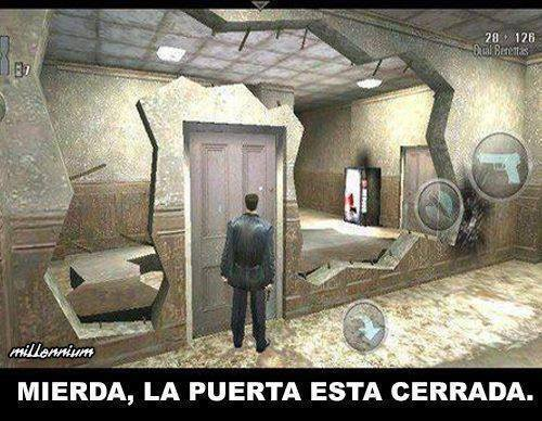 Puertas... - meme