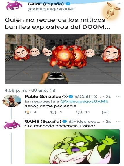 Estos de GAME - meme