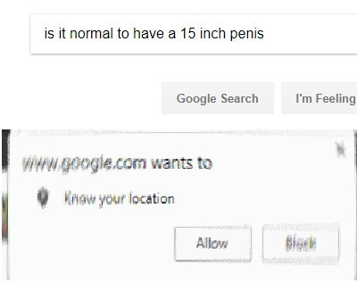 My pp is 0.05 inches - meme
