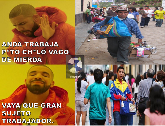 SOLO LOS PERUANOS LO ENTERAN - meme