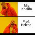 Prof. helena representa kk