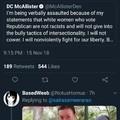 Fucking leftists