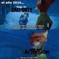 """Maldita Activision >:""""v"""
