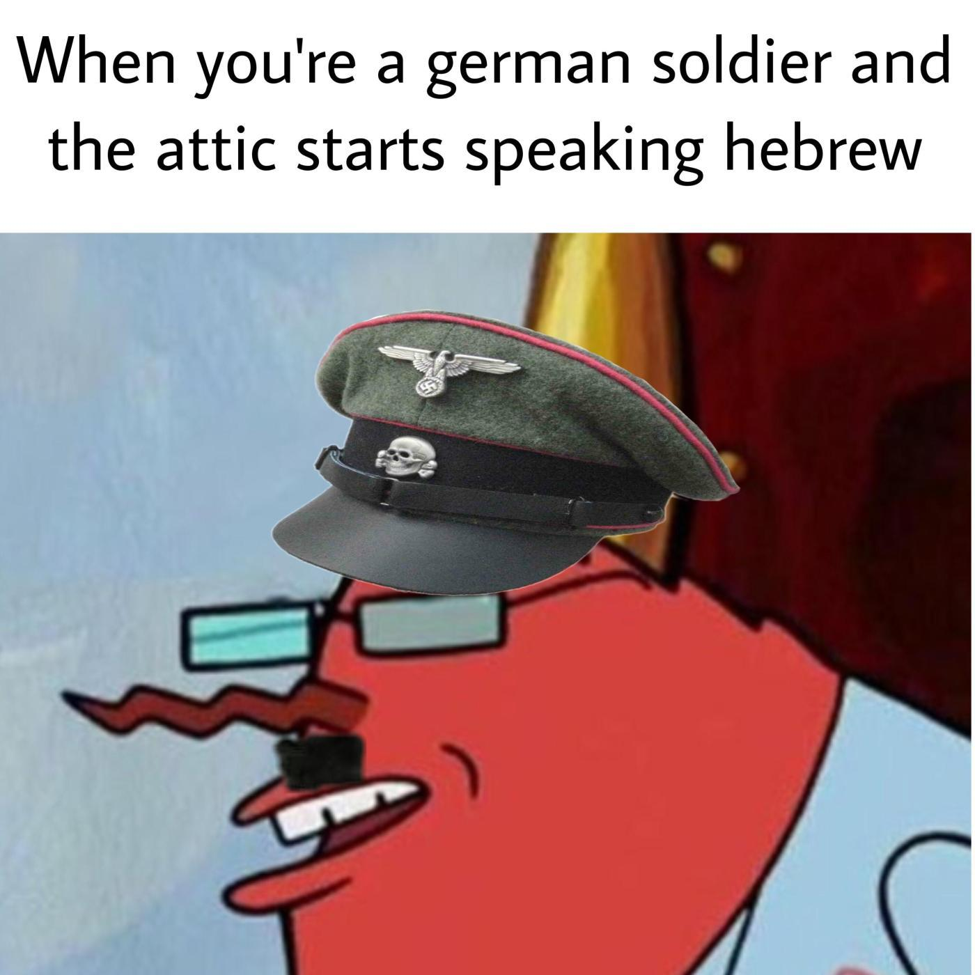 Nazi meme
