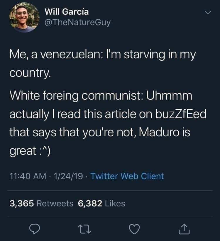 dongs in a venezuelan - meme
