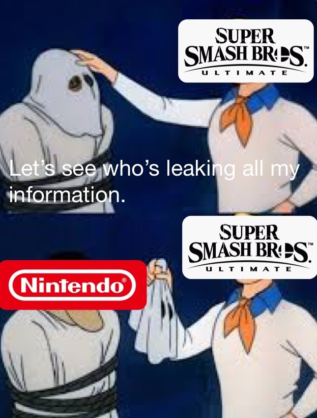 Nintendo why are you so dumb - meme