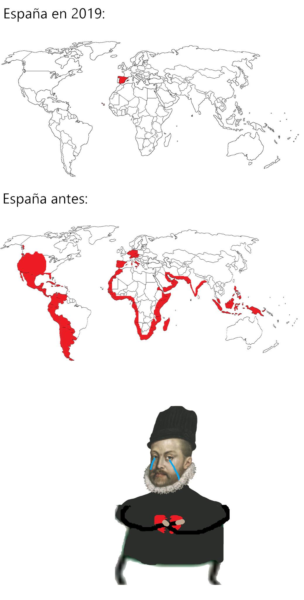 El Imperio :c - meme