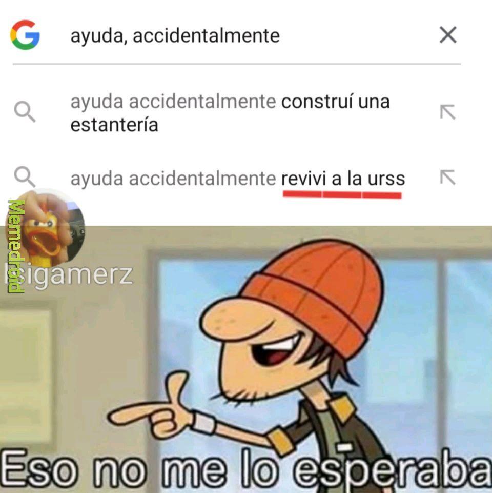 Google:v - meme
