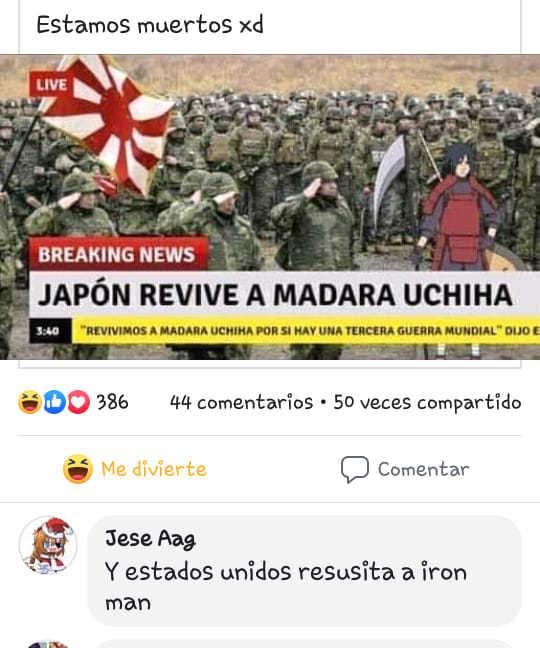 3GM PREPARADOS - meme