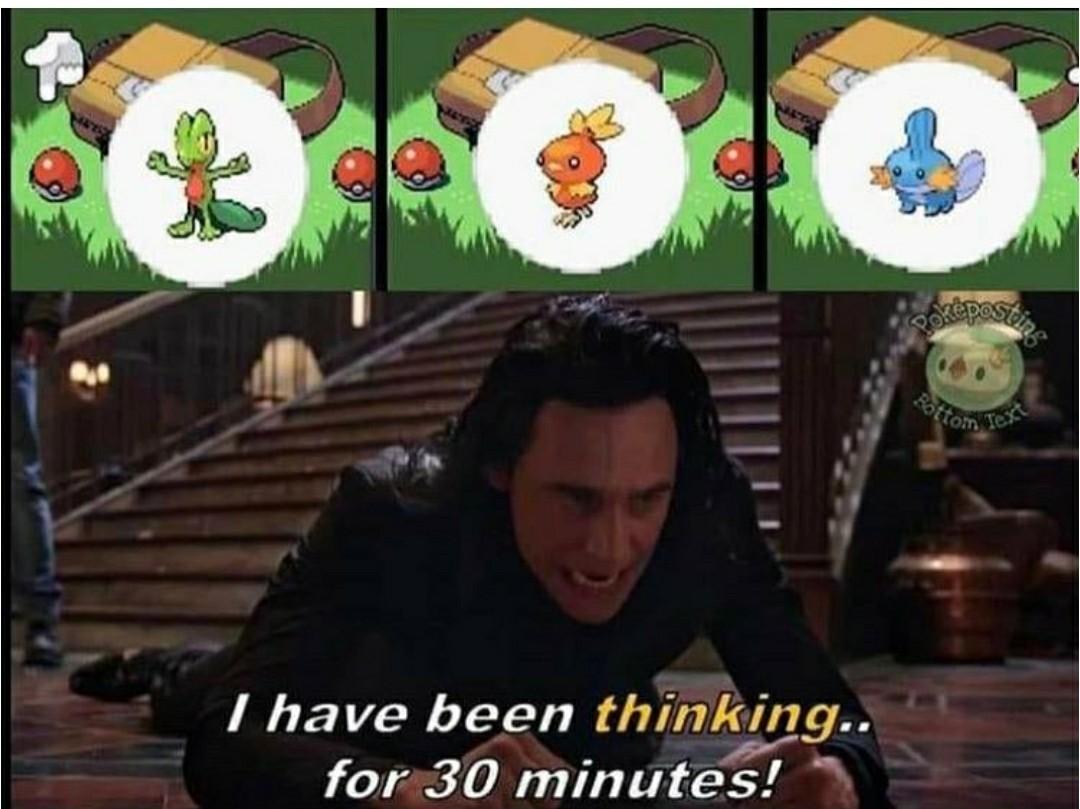 Duvida - meme