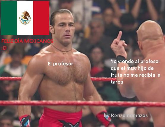 Lo sé, malardo PD: Feliz día de independencia México - meme