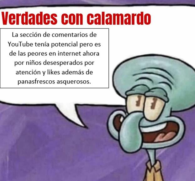 Los videos en Inglés no tienen esto pero los videos en Español si - meme